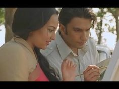 """Lootera song titled """"Sawar loon"""" has come out and the song introduces Sonakshi sinha and Raveer singh having an accident and the progression of their love as. Song Reviews, Ranveer Singh, Sonakshi Sinha, Hd Video, Songs, Check, Outfit, Hd Movies"""