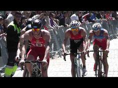Triatlón Copa de Europa (Madrid) - YouTube