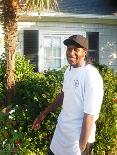 Sous Chef John Campbell outside Sea Captain's House restaurant. #CityStyleandLiving #MyrtleBeach #TravelUSA #travel #SouthCarolina #Food #seafood #restaurant #oceanboulevard @myrtle_beach @mymyrtlebeach From: http://www.citystyleandliving.blogspot.ca/2015/10/48-ways-myrtle-beach-will-capture-your.html