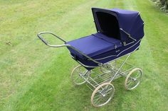 Beautiful Vintage 1970s Marmet pram in very good condition It comes with a rain cover, pretty floral sun canopy and shopping trayas shown in the pictures The frame folds down which makes it easy for storage or travelling, the pram piece can then be used as a cot for a small baby to sleep in when it is not being used as a pram The wheels are removable There are afew blemishes on the frame but these will I am sure polish out | eBay!