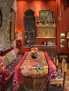 60 Comfy Moroccan Dining Room Design You Should Try. Tired of looking at the same bedroom, same dining room and same living room again and again?