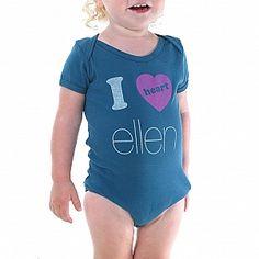 I will have as many of these as I can afford. Cody and I love Ellen :)