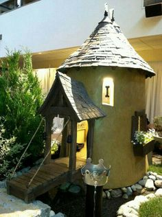 Dog House. For the Whimsical Dog