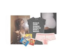 """""""7 1/2 months in »"""" by lovable-anons-1023 ❤ liked on Polyvore featuring Calvin Klein Underwear"""