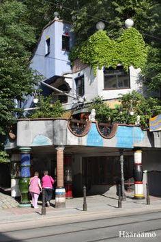 Hundertwasserhaus Wienissä