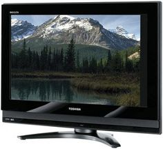 "#Toshiba 26HL67 26"" Regza LCD HDTV"