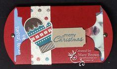CCREW1112HF Gift Card Holder by stampercamper - Cards and Paper Crafts at Splitcoaststampers