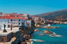 ~ Andros island, Greece ~