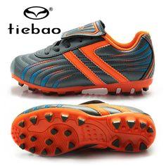 TIEBAO Children Kids Football Shoes EU 28-38 Outdoor Soccer Boots Training  Sneakers Football Boots 0b5d86c0a9474