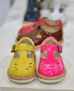 Paul&Paula blog: Playtime Paris for S/S 2015 shoes // young soles