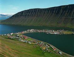 Ísafjörður - Iceland
