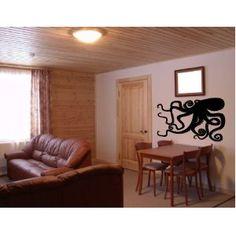 Octopus - Vinyl Wall Art Decal Stickers Decor Graphics