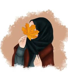 Read hijab from the story wallpaper✨ by billieya (xxxsyaf) with reads. Hijabi Girl, Girl Hijab, Hijab Bride, Ootd Hijab, Hijab Chic, Hijab Dress, Hijab Outfit, Girl Cartoon, Cartoon Art
