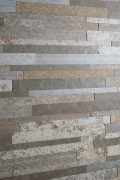 Artesia Murales Atelier Fango with mixed finishes