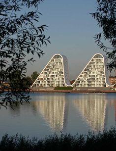 Vejle, Denmark   Design: Henning Larsen Architects
