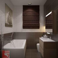 Guest #bathroom view 1 #design #interior