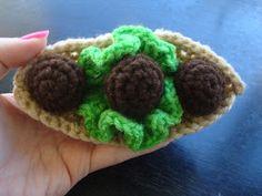 NyanPon.com: Teeny Tiny Falafel