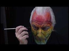 Rick Baker Making Up Rick Baker - YouTube SPECIAL FX MAKEUP