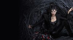 This is the Evil Queen, played by Lana Parrilla on Once Upon a Time. Great show!