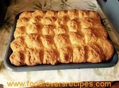 Oven Recipes, Baking Recipes, Cookie Recipes, Dessert Recipes, Bread Recipes, Rusk Recipe, Kos, Cream Puff Recipe, South African Recipes