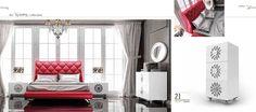 Catálogo Luxury | Muebles de Salón y Dormitorio. Diseño y Calidad