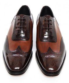 9190e5c9db29 Wearing Two-Tone Brogues Oxfordsko