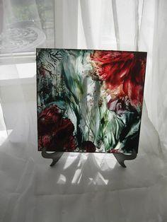suncatcher art for home and garden  10x10 inch  by StudioSabine, $75.00