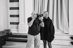 The German photographer Peter Lindbergh has photographed the September 2019 issue of British Vogue, his first cover for the magazine since the September 1992 issue. Here, he tells Ellie Pithers how the mammoth cover shoot came together. High Fashion Photography, Glamour Photography, Editorial Photography, Lifestyle Photography, Tatjana Patitz, Emotional Photography, Paolo Roversi, Tim Walker, Peter Lindbergh