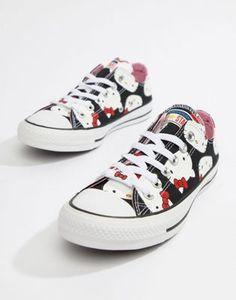 766e5747772 Converse X Hello Kitty Ox Sneakers Converse Shop