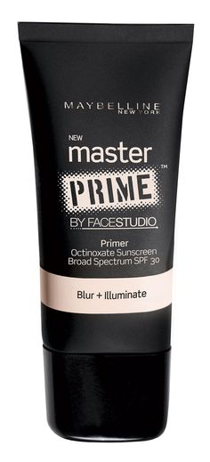 The product: Maybelline Master Prime ($8) Why we want it: That lit-from-within glow celebrities wear on the red carpet doesn't come from just yoga and juicing. Makeup — particularly primer — plays a big role. The launch of three new primers from Maybelline is a big deal because they're so affordable and effective, too. There's one that illuminates, one for redness, and one for an allover soft focus.  Available: January 2015