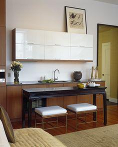 Asian Modern Kitchen Photo - Lonny