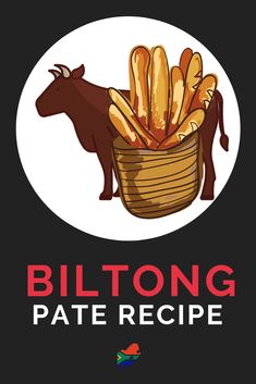 This Biltong pate recipe is lovely to have on the weekend on fresh, crisp toast or baguette bread. It is also a hit at parties. The finer the biltong is grated, the better the pate will taste. Pate Recipes, Snack Recipes, Cooking Recipes, Baguette Bread, Biltong, South African Recipes, Beef Jerky, Easy Food To Make, Original Recipe