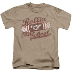 Tootsie Roll: Old School Juvy T-Shirt