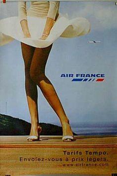 Air France vintage posters