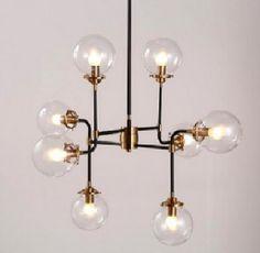 Ball Glass żyrandol 8 ramion lampa,żyrandol do kupienia w sklepie domodes.pl. https://domodes.pl/oswietlenie/lampy-industrialne-vintage-retro/Ball-Glass-zyrandol-8-ramion.html