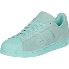 Adidas Superstar Rt Schuhe türkis.