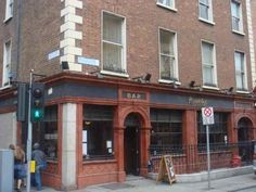 Kennedy's (Dublin, Ireland) | 12 Historic Bars Every Book Nerd Needs To Visit- I think I've been in that pub...