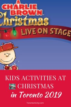 Take the kids to these Christmas activities in Toronto #kids #activities #Christmas #Toronto #events #holidays