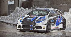 Το Ford Fiesta ST Rallycorss δοκιμάζεται στον αρκτικό κύκλο [vid] http://www.caroto.gr/?p=17235