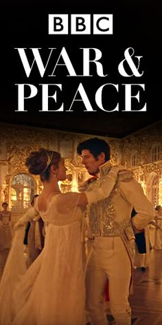 Are You Excited for the New War & Peace #TV Series on BBC?