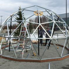 14 Foot Geodome