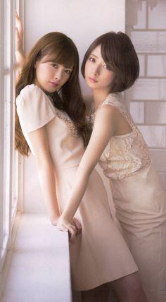 乃木坂46 白石麻衣 橋本奈々未 Nogizaka46 Shiraishi Mai Hashimoto Nanami