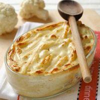 cauliflow gratin, food, cauliflow au, recip, chicago