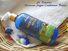 St Botanica Moroccan Argan Conditioner Review