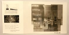 """5G - """"Profound is the Air"""" by Nuria Lombardero & Francisco Gonzales de Canales in 10x10 Drawing the City London 2011"""