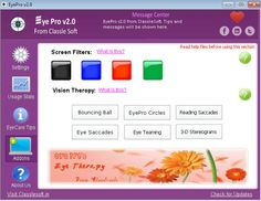 """EyePro """"Addons page"""" Things That Bounce, Filters, Messages, Reading, Tips, Reading Books, Text Posts, Text Conversations"""