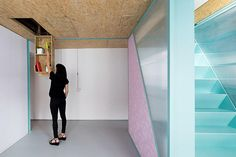 3 | This Transformable Microapartment Has Secret Trap Doors Everywhere | Co.Exist | ideas + impact