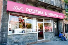 Sal's, Mamaroneck, New York... Best pizza in the whole world