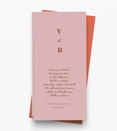 Pink & Clay minimal,