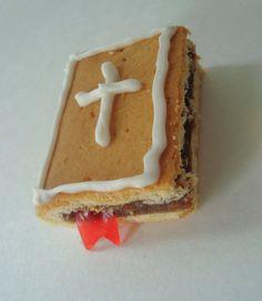 Cute Bible Snack Idea